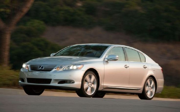 2011 Lexus GS-460 Sedan | car reviews and specs