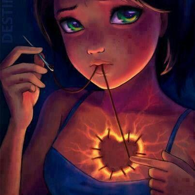 Reparando el corazón