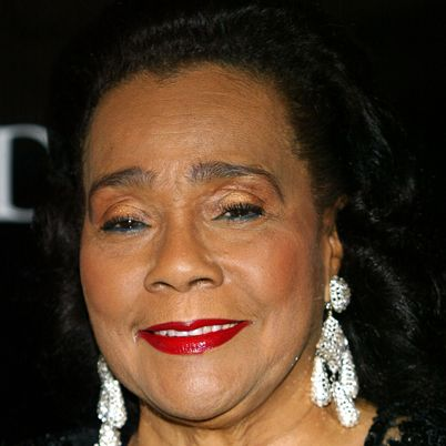 Coretta Scott King (4/27/27 - 1/30/2006) American author, activist, and civil rights leader. The widow of Martin Luther King, Jr., Coretta Scott King helped lead the African-American Civil Rights Movement in the 1960s.