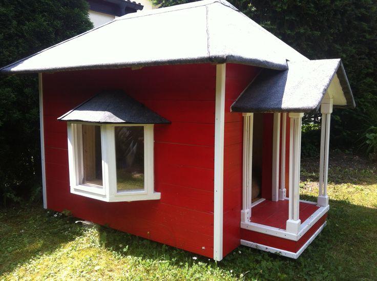 die besten 25 hundezwinger selber bauen ideen auf pinterest haustiertipps hundeh tte bauen. Black Bedroom Furniture Sets. Home Design Ideas
