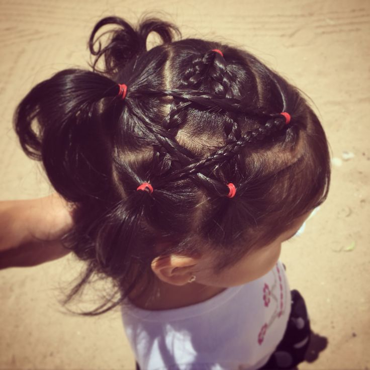 Star hair do