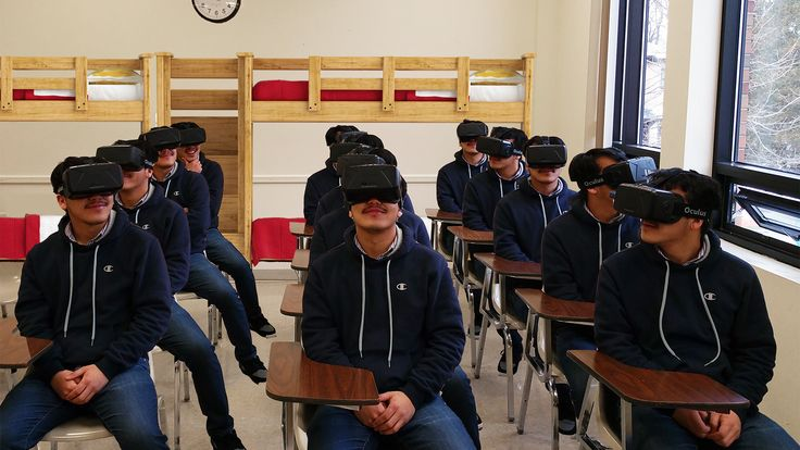 When Virtual Reality Meets Education