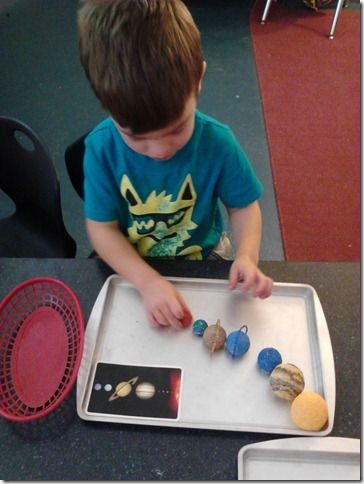 Pre-K solar system activities Cool!!!!!!!! Motor Development  make it into a magnetic board for dc kids - get Abby to help make it