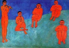 A música - Henri Matisse