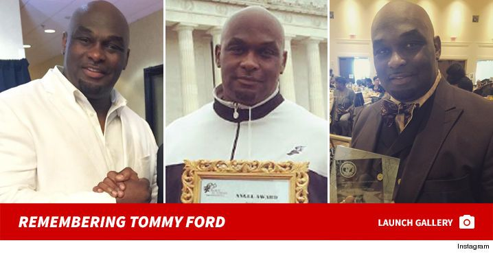 Tommy Ford -- Death Talk During Final Interview (AUDIO) - http://blog.clairepeetz.com/tommy-ford-death-talk-during-final-interview-audio/
