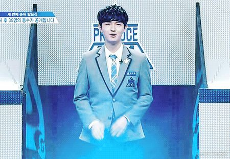 Animated GIF  - Find & Share on GIPHY Kim Jaehwan Produce 101 ss2 Wanna One