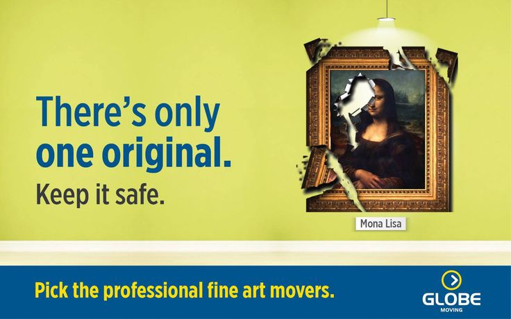 When moving fine art, it's important to go with someone who understands the nuances of transporting valuables. Choose Globe Moving to ensure that your paintings and art are transported with the utmost care.