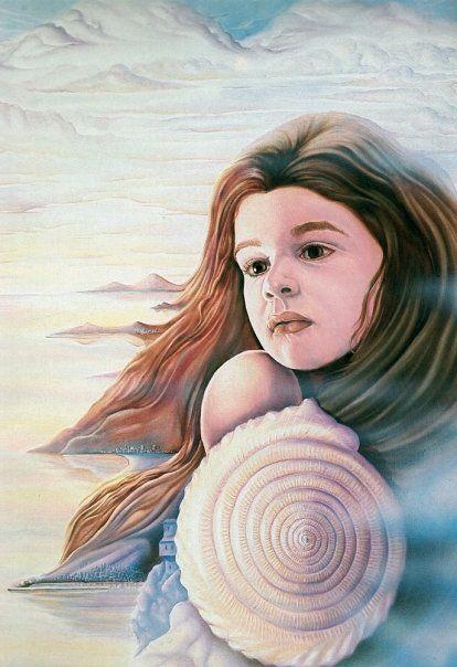 Painting by Tassos Kouris