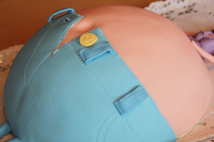 Pitsiniekka | Baby Shower Cake