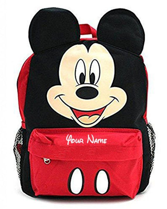 Personalised Cartoon Cars Transport Boys Kids Children/'s School Bag Backpack