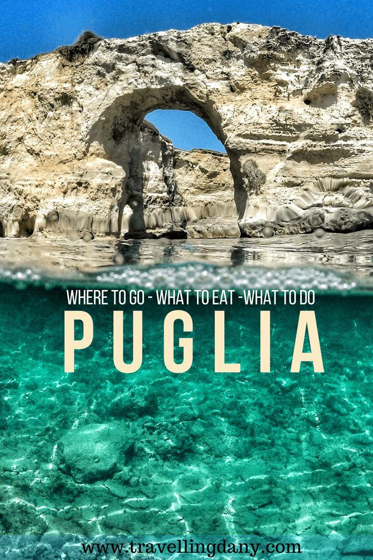 Puglia Italy off the beaten track