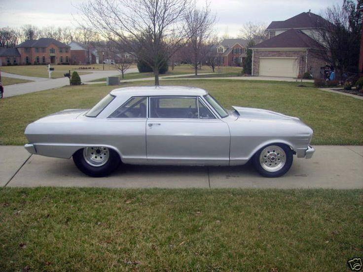 '62 Chevy II