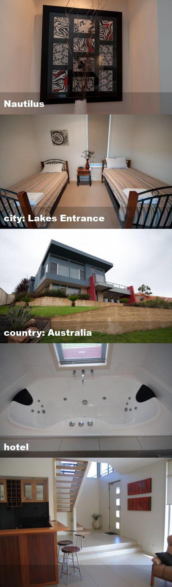 Nautilus, city Lakes Entrance, country Australia, hotel