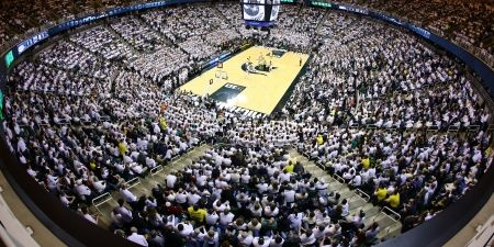 MSU basketball home games ticket page, check back early 12/2