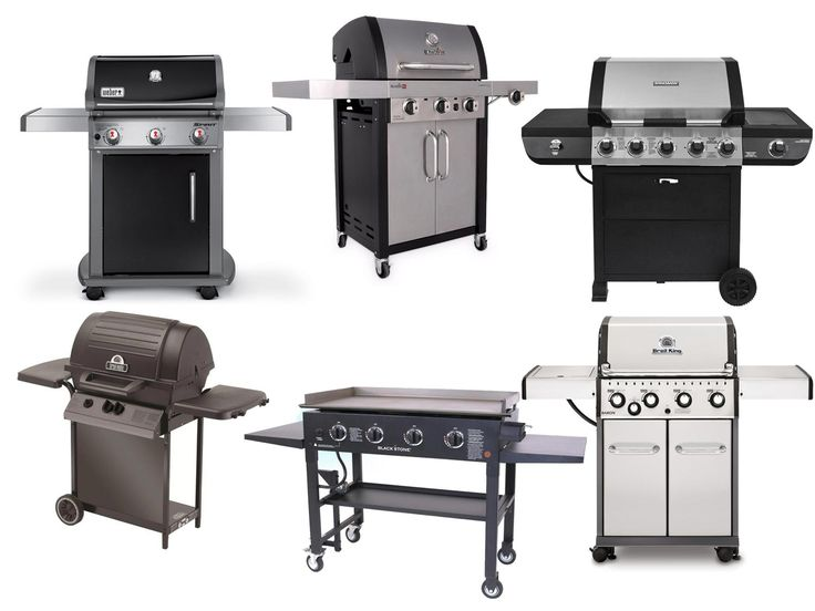 With over 500 grilling equipment reviews under his belt (and 20 grills out in his backyard at any given moment), Max Good knows a thing or two about 'em. Here are his 2015 picks for the five best gas grills, from $99 to $499.