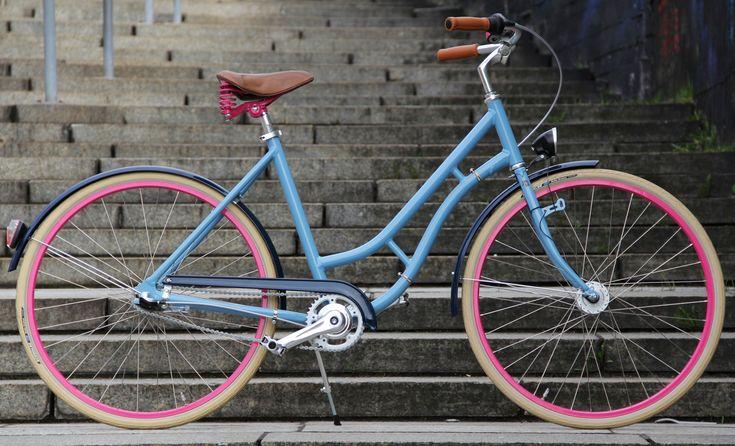 "Women's bike ""noko"" by nogo"