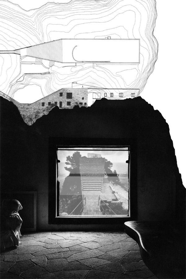 Adalberto Libera (Concetto) | Casa Malaparte | Capri, Italia