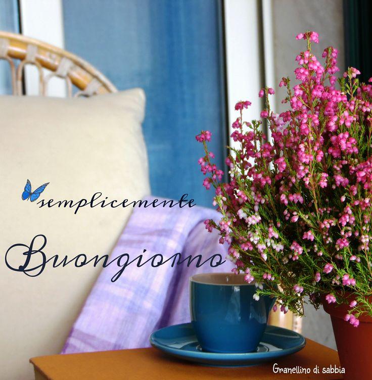 1314 best saluti di buon giorno images on pinterest for Semplicemente me facebook
