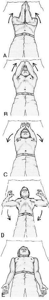 I love this exercise - I call it the 'Buddha Stretch' Neck and shoulder pain…