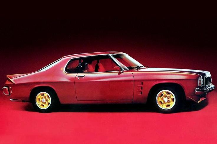 Holden HX Monaro LE