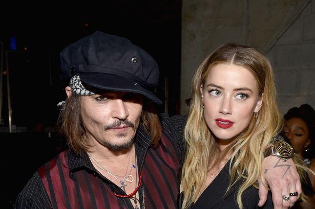 Amber Heard 'smitten' with new beau Elon Musk as Johnny Depp divorce is finalised - Mirror Online