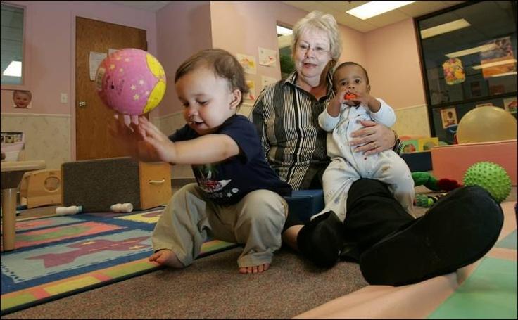 Taking care of grandchildren