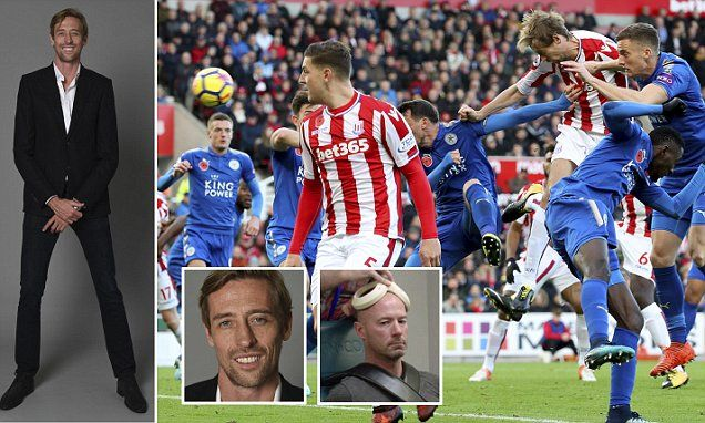 PETER CROUCH: Alan Shearer show makes me think I need scan