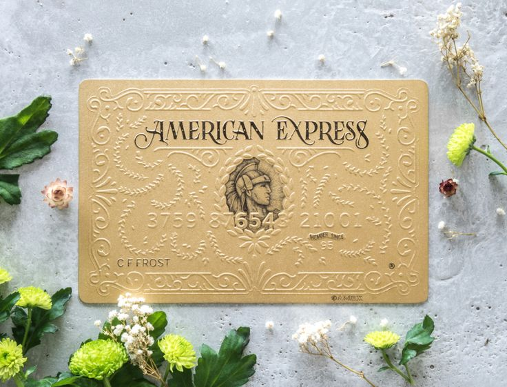 "betype: ""  American Express card art by Swindler & Swindler """