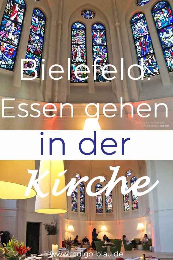 Von Der Kirche Zum Restaurant Essen In Gluck Und Seligkeit In