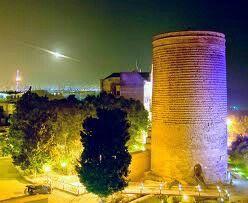 Maiden Tower, Baku, Azerbaijan - amazing city
