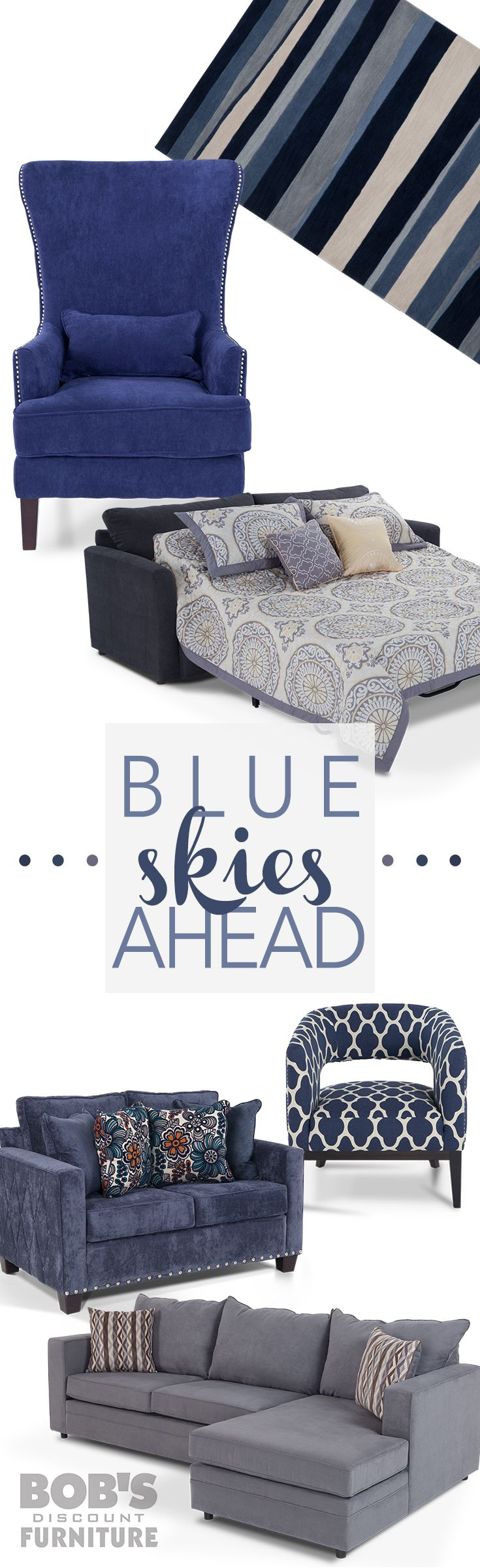 24 best blue skies ahead images on pinterest discount furniture