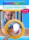Entdeckungskiste Experimente-Hefte Experimente rund um Strom, Licht & Schatten