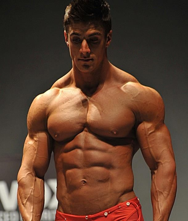 Jaco De Bruyn Of South Africa Best Physique Competitor