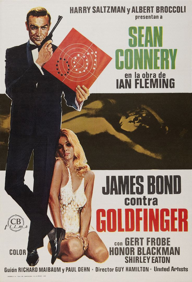 James Bond contra Goldfinger - Goldfinger