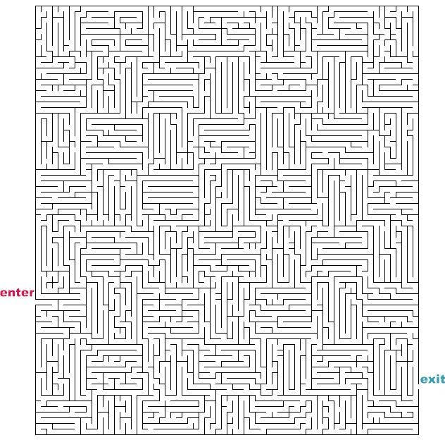31 best images about mazes on Pinterest