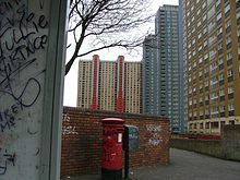 Red Road Flats - Wikipedia, the free encyclopedia