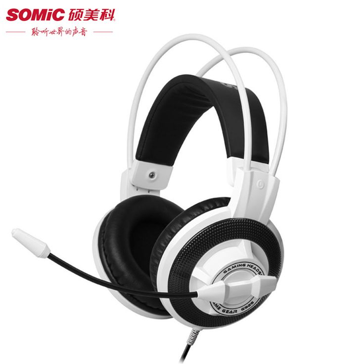 Somic G925 3.5mm Plug Gaming Headset Computer Game Stereo Headphones With Microphone Volume Control for PC Gamer casque