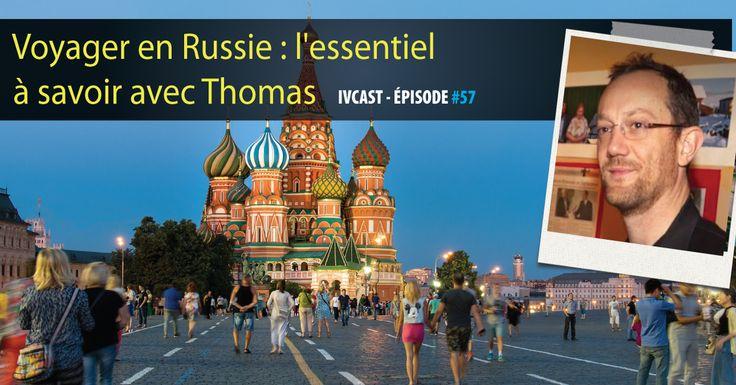 Thomas a vécu plusieurs années en Russie. Fan de ce pays, il nous donne ses conseils pour bien préparer son premier voyage en Russie. Ecoute cet épisode et les prochains[...]