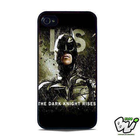 Batman The Dark Knight Rises iPhone 5   iPhone 5S Case