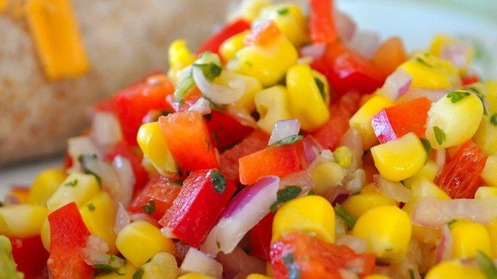 This mouthwatering grilled corn salad is so great, it may just ...