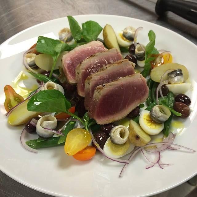 Gordon ramsay tuna nicoise the viking chef 39 s food porn - Gordon ramsay cuisine cool ...