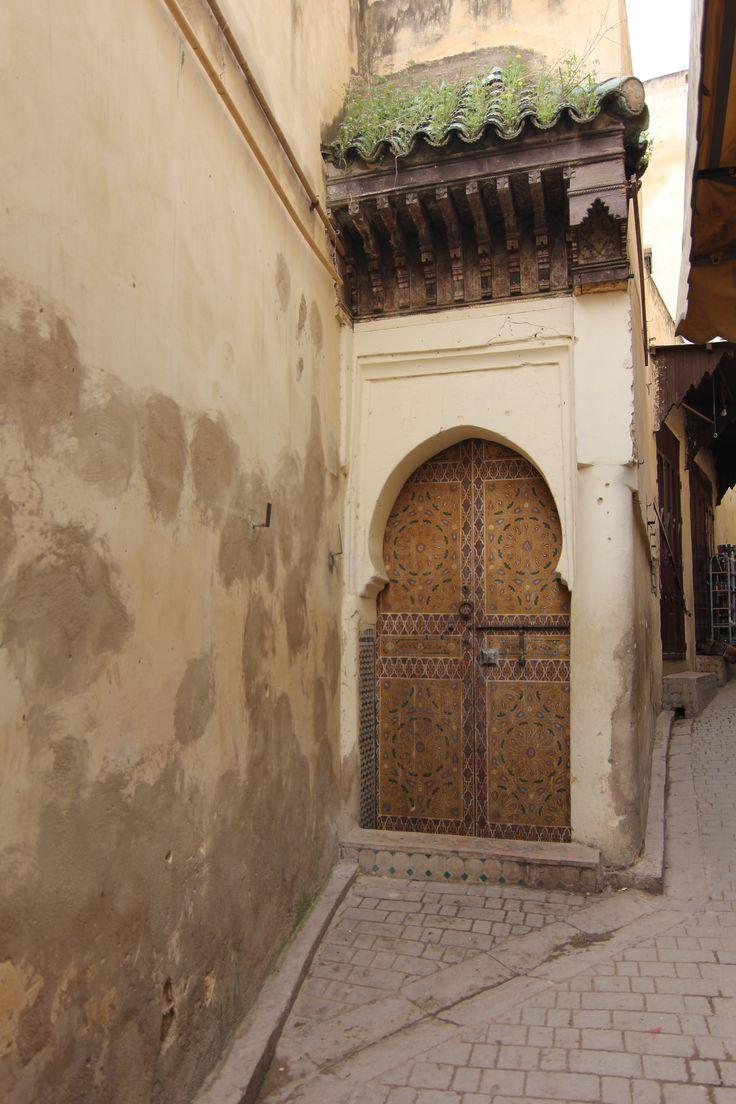 Door in Medina