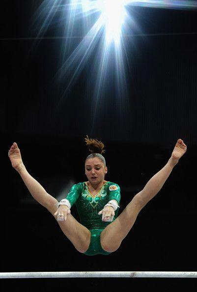 Aliya Mustafina Photo - 42nd Artistic Gymnastics World Championships
