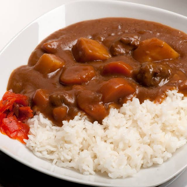 Japanese Beef Curry Curry Rice Recipe Yummly Recipe In 2020 Beef Curry Japanese Curry Japanese Beef