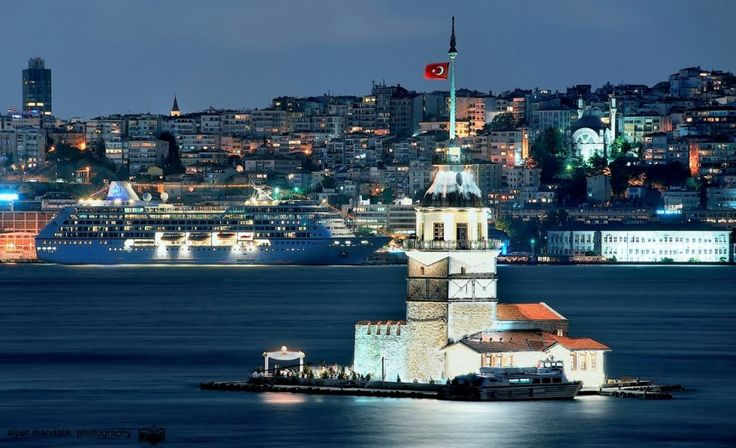 Kızkulesi- İstanbul
