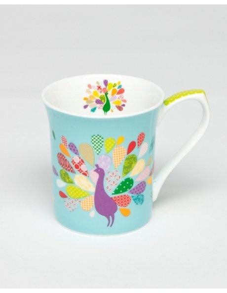 Ashdene - Miss Peacock Peacock Mug