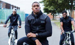 Bugzy Malone … six million views on YouTube.