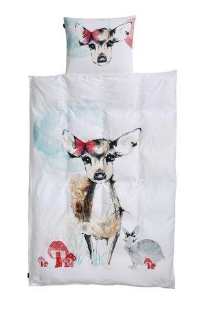 Bedlinen - Bambi girl - junior - tilbud - spar 149,-