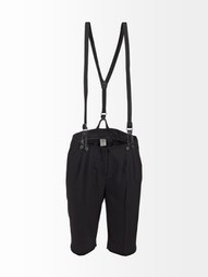 Vero Moda shorts I ordered yesterday, I'm thinking a striped sailor T-shirt with these...