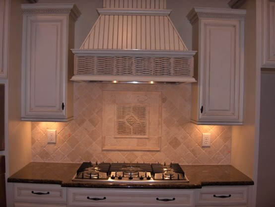 Houzz Kitchen Backsplash Stone